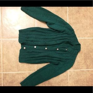 Sweaters - Hand made knit cardigan